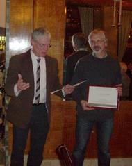 GreyNet Award Recipient 2010